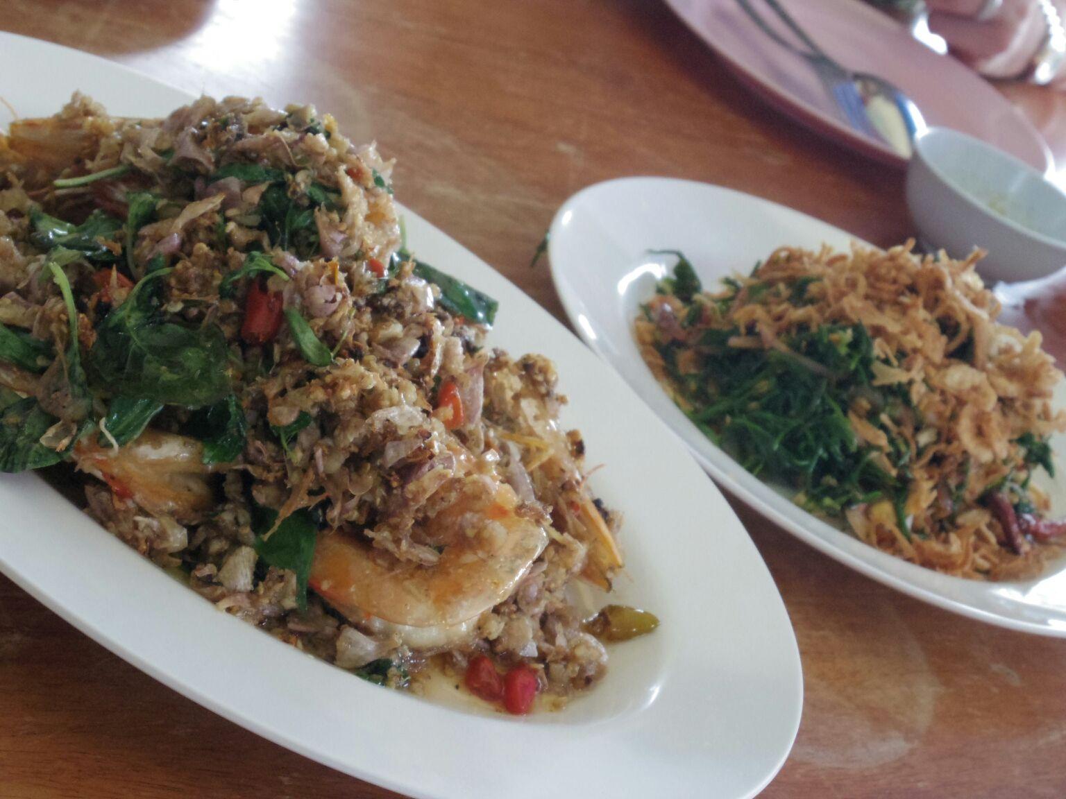 楽園三日目絶品海鮮料理ランチ