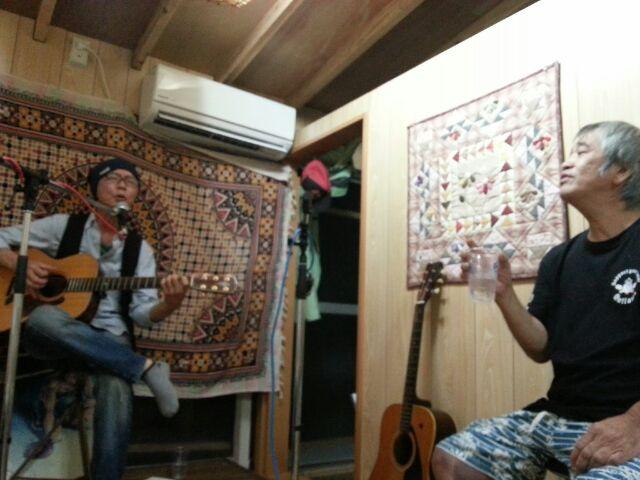 奄美大島で夏休み